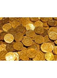 Gold Money - Milk Chocolate - 100g