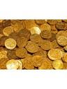 Monete d'Oro - Cioccolato al Latte - 100g
