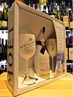 (6 GIFT BOXES) Moët & Chandon - Ice Impérial - Gift Box - Champagne - 75cl