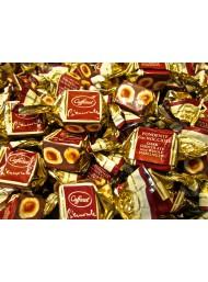 Caffarel - Nougat Piemonte - Dark Chocolate - 500g