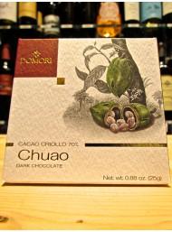 (6 TAVOLETTE X 25g) Domori - Chuao - Fondente 70% - Cacao Criollo