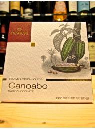 (6 TAVOLETTE X 25g) Domori - Canoabo - Fondente 70% - Cacao Criollo