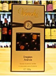 (6 CONFEZIONI X 100g) Venchi - Scorza d'Arancia - Dragees