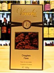 (3 CONFEZIONI X 100g) Venchi - Fave di Cioccolato 75%