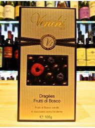 (6 CONFEZIONI X 100g) Venchi - Frutti di Bosco