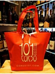 (25 BAG) Bag in Tnt - Corso101 - Rossa 51X38X38