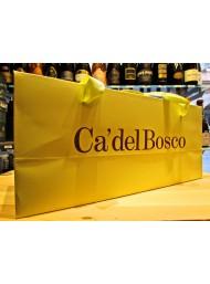 (3 BOTTIGLIE - BAG) Ca del Bosco - Cuvee Prestige - Magnum - Franciacorta