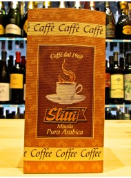 SLITTI - CAFFE' - MISCELA PURA ARABICA 250g