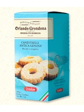 Grondona , Canestrelli Antica Genova , 200g