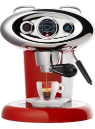 Illy - Francisfrancis - X7.1 - Rosso