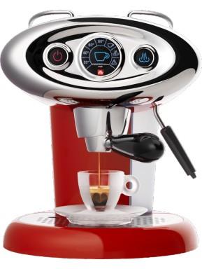 Vendita online macchina per caffè Illy farncisfrancis x7.1 Rossa ...
