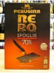 (6 CONFEZIONI X 96g) Perugina - Sfoglie 70% Cacao - Nero