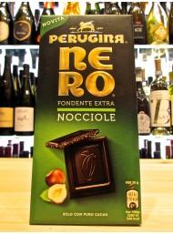 (6 TAVOLETTE X 100g) Nero Perugina - Fondente Extra con Nocciole