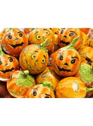 (6 PIECES) Caffarel - Halloween Pumpkins - 150g