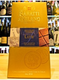 (3 TAVOLETTE X 75g) Baratti & Milano - Cioccolato al Latte