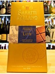 (6 TAVOLETTE X 75g) Baratti & Milano - Cioccolato al Latte