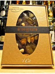 (3 TAVOLETTE X 150g) Guido Gobino - Cioccolato Fondente con Albicocche e Mandorle