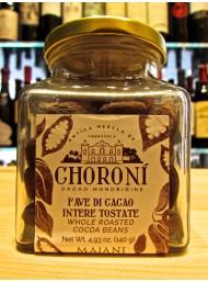 (6 CONFEZIONI X 140g) Majani - Fave di Cacao Intere Tostate