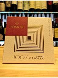 (6 TAVOLETTE X 25g) Domori - Il 100% - Fine Cacao 100%