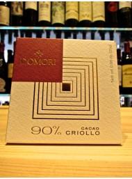 (6 TAVOLETTE X 25g) Domori - Cacao Criollo 90%