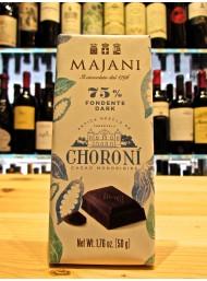 (6 TAVOLETTE X 50g) Majani - Choronì - 75%