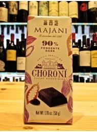 (6 TAVOLETTE X 50g) Majani - Choronì - 90%