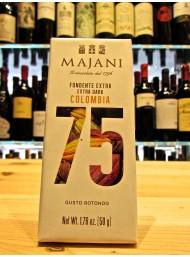 (6 TAVOLETTE X 50g) Majani - Colombia - 75%