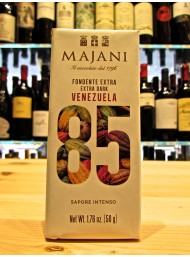 (6 TAVOLETTE X 50g) Majani - Venezuela - 85%