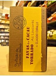 (6 CONFEZIONI X 130g) Claudio Corallo - Fave di Cacao Tostate