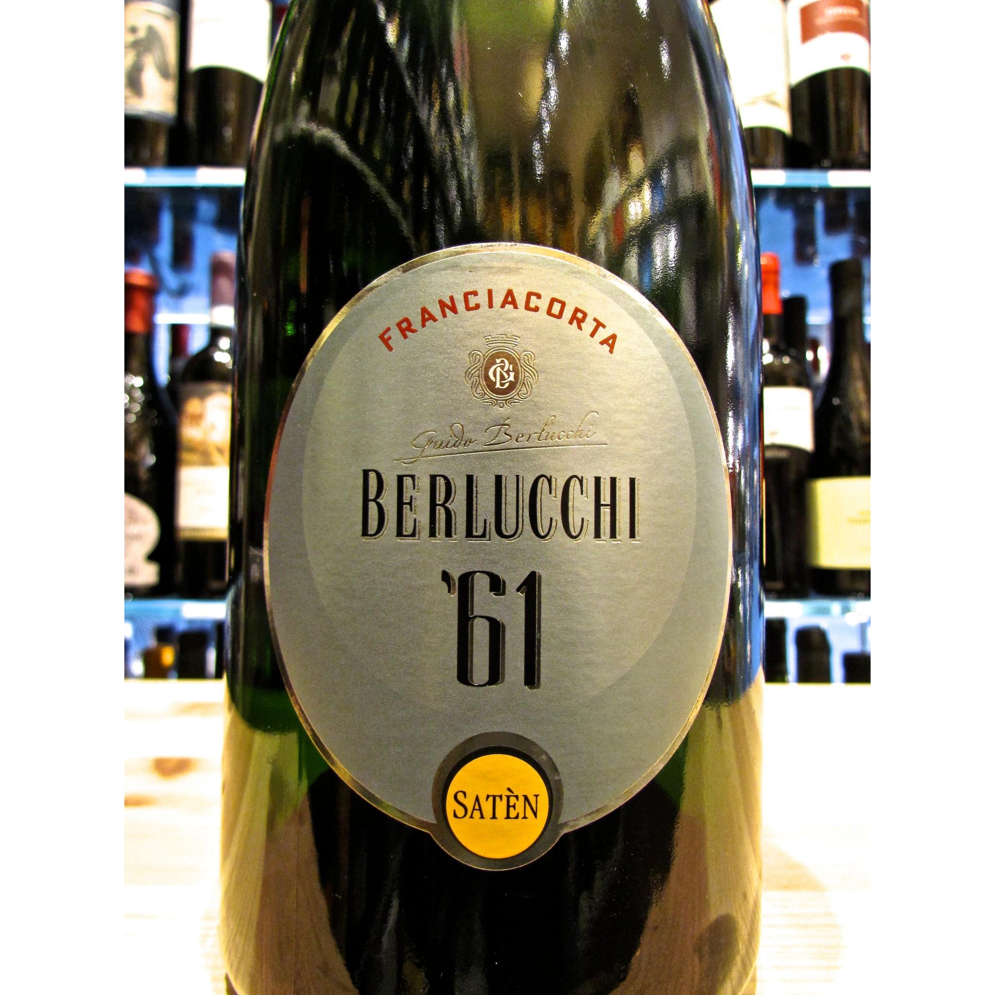 Franciacorta Berlucchi 61 Saten Sale Online Italian