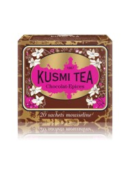 Kusmi Tea - Spicy Chocolate - 20 sachets - 44g