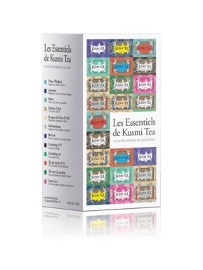 Kusmi Tea - Essentials - 24 Sachets - 52.80g