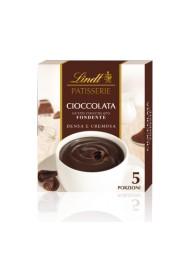 (6 CONFEZIONI X 100g) Lindt - Preparato per Cioccolata Calda Fondente -