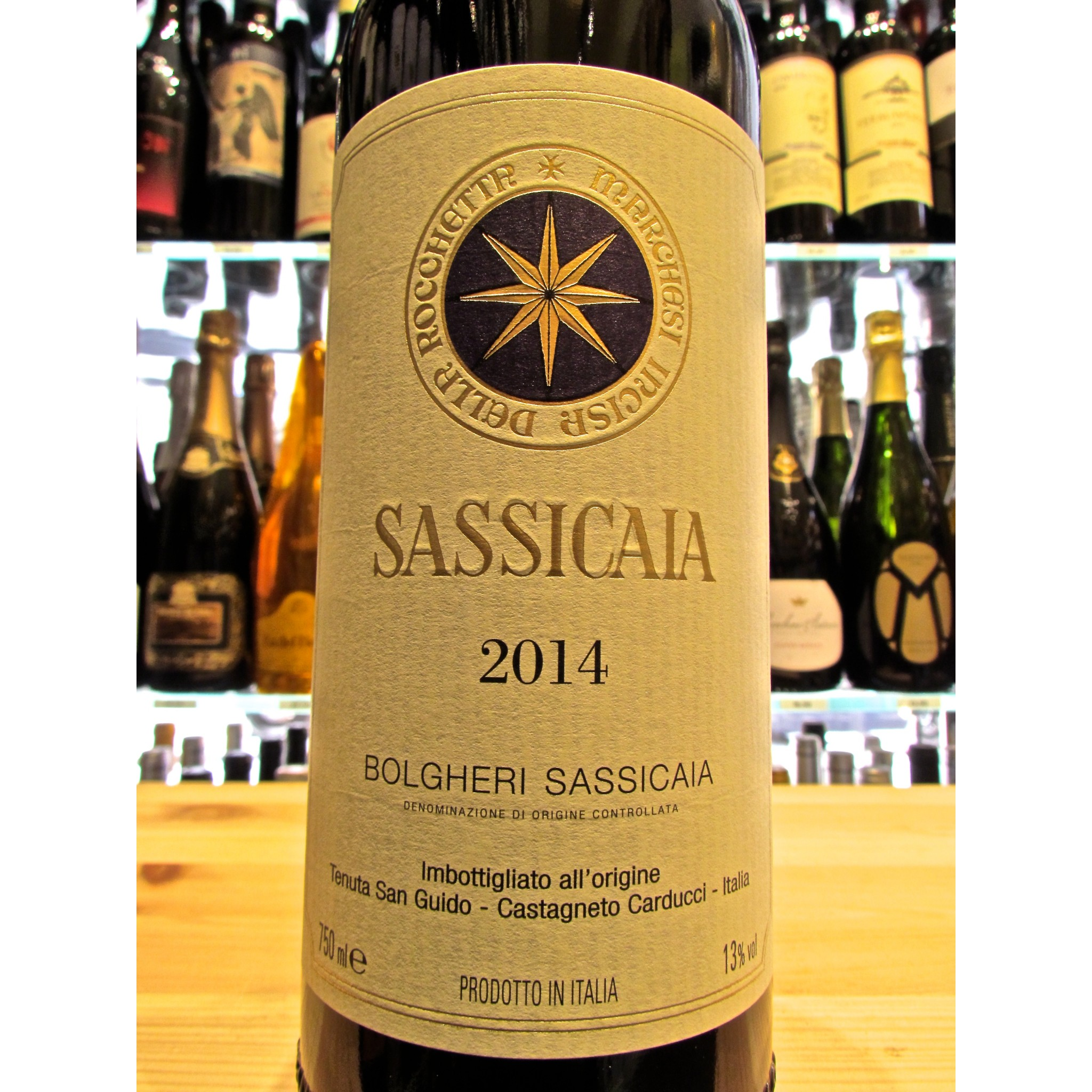 Examine This Report about Sassicaia Wine 2008