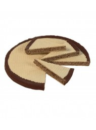(3 PACKS X 270g) La Serenissima - Torta Tre Monti Wafer Cake