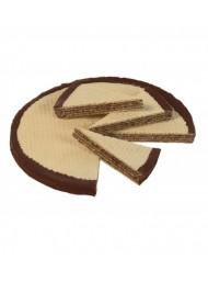 (6 PACKS X 270g) La Serenissima - Torta Tre Monti Wafer Cake