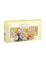 (3 CONFEZIONI X 1000g) Buratti - Confetti Assortiti Colorati