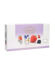 Buratti - Confetti gusto Yogurt e Frutti di Bosco - 1000g