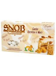 (3 CONFEZIONI X 500g) Snob - Ricotta e Noci
