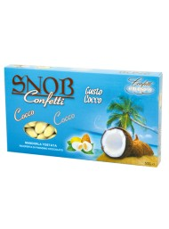 (3 PACKS) Snob - Coconut - 500g