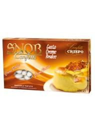 (3 CONFEZIONI X 500g) Crispo - Snob - Creme Brulee
