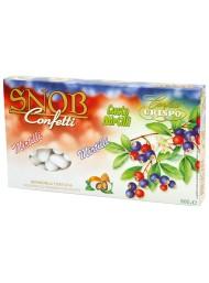 (3 CONFEZIONI X 500g) Snob - Mirtillo