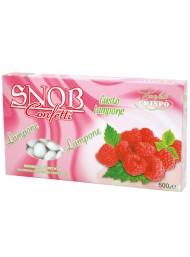 (2 CONFEZIONI X 500g) Snob - Lampone