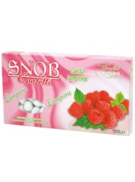 (2 PACKS) Snob - Raspberry - 500g