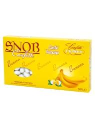 (2 CONFEZIONI X 500g) Snob - Banana