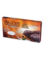 (2 CONFEZIONI X 500g) Crispo - Snob - Albicocca e Cioccolato