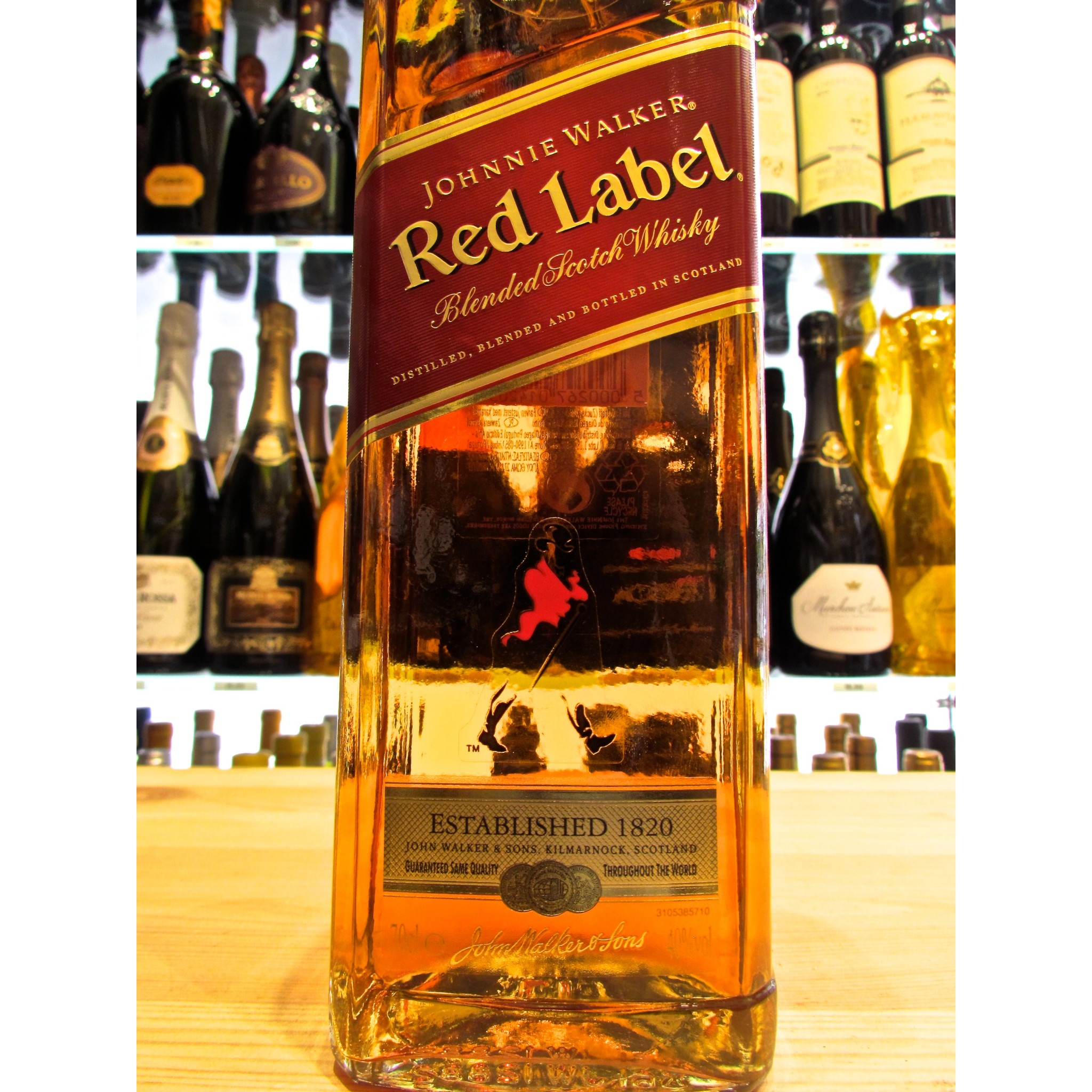 Johnnie Walker Best Price. Online Sale Whisky 1 Liter