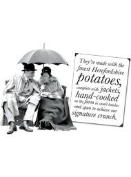 (3 PACKS X 150g) Tyrrels - Paprika Seasoned Potato Crisps