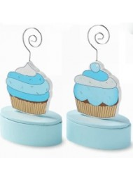 Cupido & Company - Light Blue Cupcake