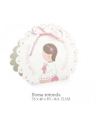 Cupido & Company - 10 Scatoline Rosa con Nastro